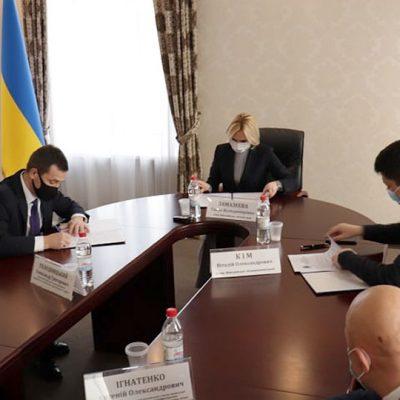 АМПУ подписала с властями Николаевщины меморандум о развитии портов