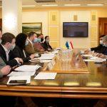 МИУ рассчитывает на помощь Таджикистана в развитии транзитного потенциала Украины