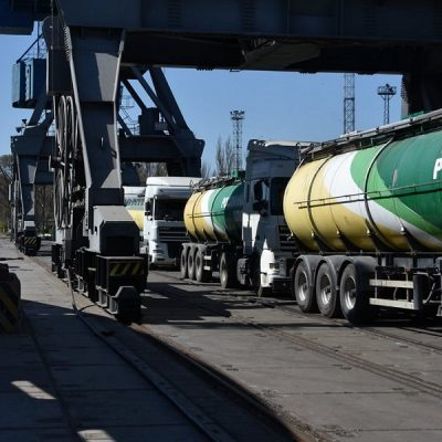 Экспортные цены на украинское подсолнечное масло достигли нового рекорда