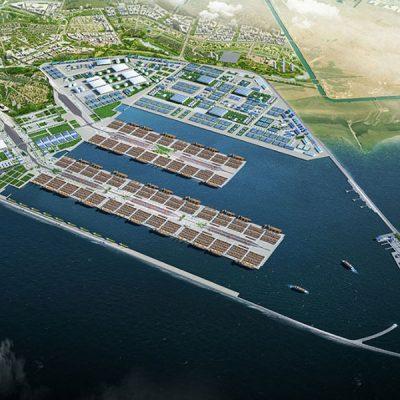 Daewoo завершит строительство стратегического порта для Ирака