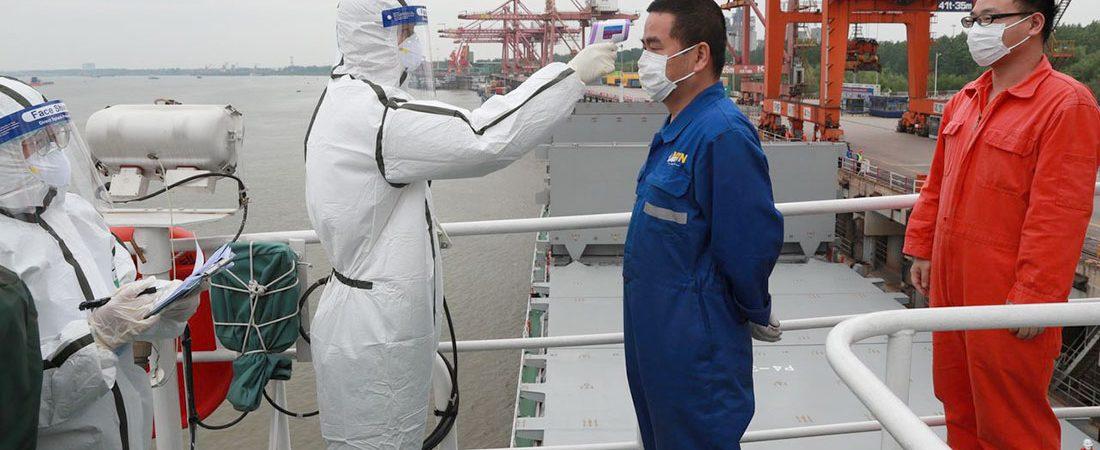 В портах Японии продолжится ротация экипажей вопреки чрезвычайному положению из-за коронавируса
