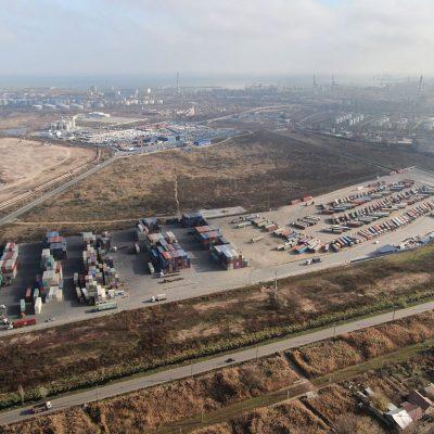 Экспедиторы подали в суд на «Евротерминал», берущий плату за проезд в Одесский порт