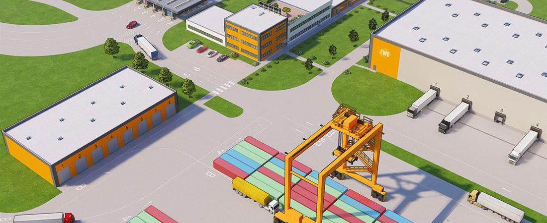 На границе Венгрии и Украины построят крупнейший в Европе интермодальный терминал