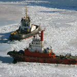 В портах Херсон и Николаев завершилась ледовая кампания