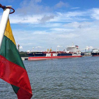 Евросоюз профинансирует дноуглубление в порту Клайпеда