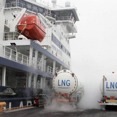 Германия продлила финансирование проектов модернизации судов для перехода на СПГ