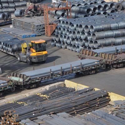 Порт Одесса увеличил годовую перевалку металлов на 29%