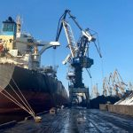 Судозаходы: тройка кейпсайзов в порту «Пивденный»