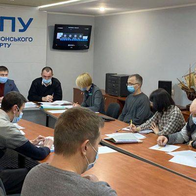 Представители «Максигрейн-Украина» вошли в Совет Херсонского порта