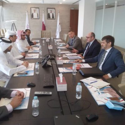 Замглавы МИД обсудил концессию в порту «Ольвия» с катарскими партнерами