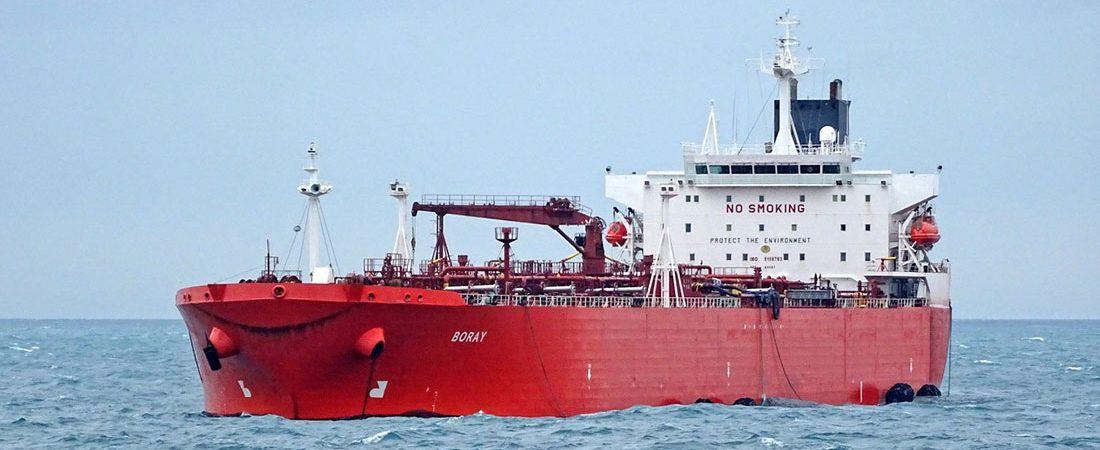 Под санкции СНБО попала судоходная компания из РФ