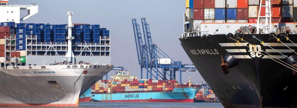 Десять крупнейших контейнерных линий контролируют 85% рынка — Alphaliner