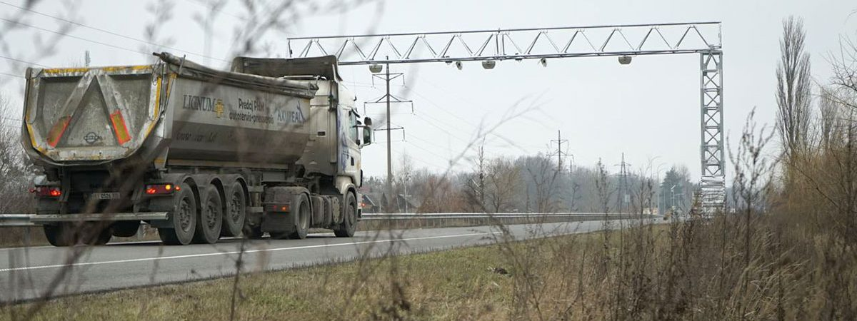 Верховная Рада утвердила введение автоматического весового контроля на дорогах