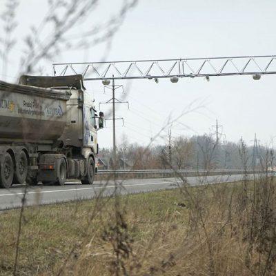 Нарушающие весовые нормы грузовики начнут штрафовать с октября — «Укртрансбезопасность»