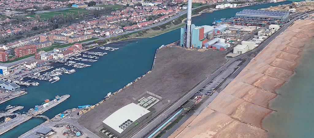 Порт в Великобритании превратят в центр производства водородного топлива