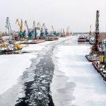 В Херсонском порту и на ХМК объявлена ледовая кампания
