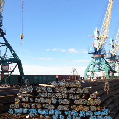 Беларусь планирует использовать украинские порты для экспорта металлопродукции