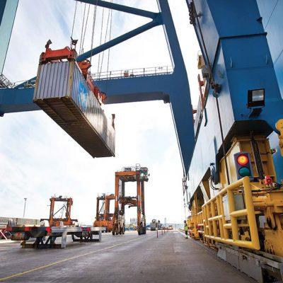 APM Terminals построит фидерный терминал в порту Гетеборг