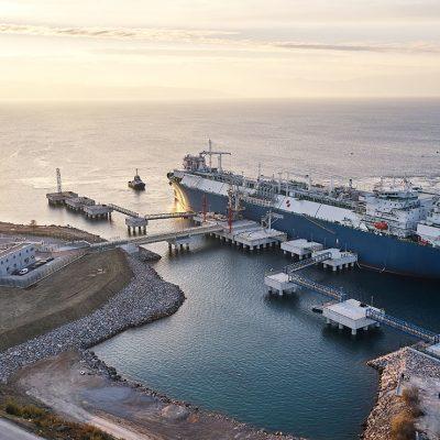 Хорватия начала эксплуатацию плавучего СПГ-терминала