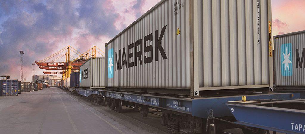 GOL и Maersk запустили железнодорожный маршрут из порта Гданьск в шесть городов Украины