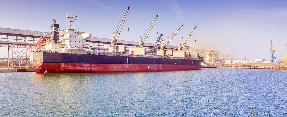 Терминал Neptune перевалил 6 млн тонн зерновых с начала работы