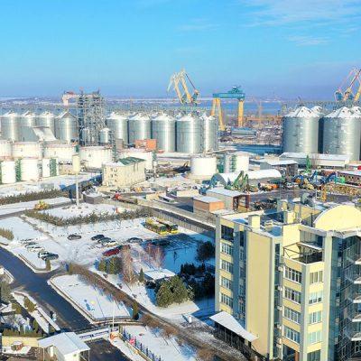 «Ника-Тера» обработала 545 тыс. тонн грузов в январе