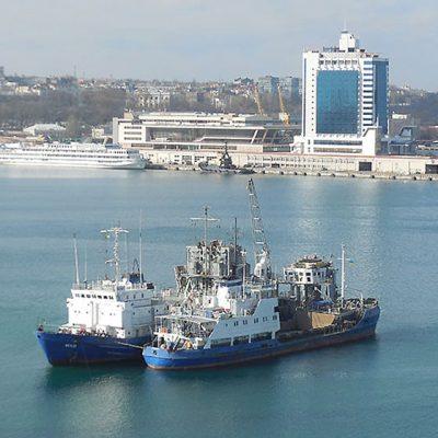 АМПУ начала дноуглубление подходов к Одесскому порту