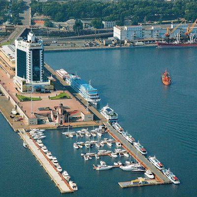 МИУ провело переговоры с потенциальным разработчиком ТЭО концессии пасскомплекса Одесского порта