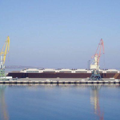 Порт «Ольвия» сократил грузооборот почти вдвое в январе-феврале