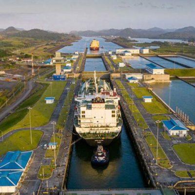 Панамский канал побил месячный рекорд транзита LNG-танкеров