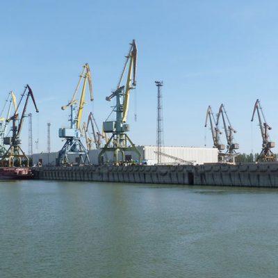 Порт Рени сократил грузооборот на 46% в январе
