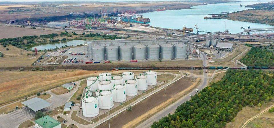 «Рисоил-Юг» планирует начать перевалку зерновых в контейнерах