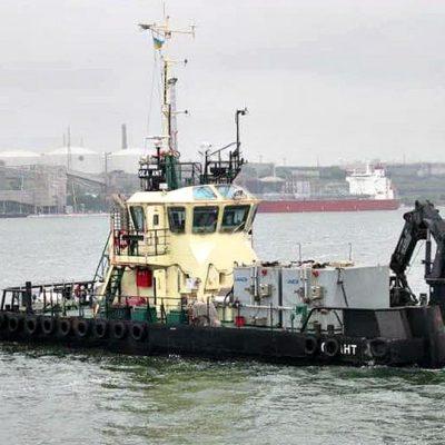 Порт «Пивденный» закажет ремонт нефтемусоросборщика «Си Ант»