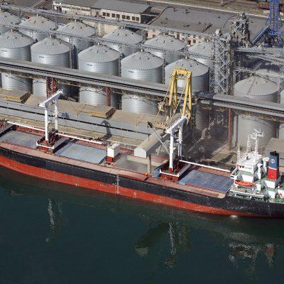 Портовые терминалы «Кернела» нарастили годовой объем перевалки на 22%