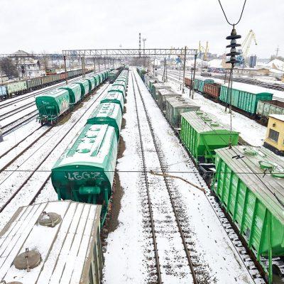 «Укрзализныця» планирует завершить формирование грузовой вертикали до июля 2021 года