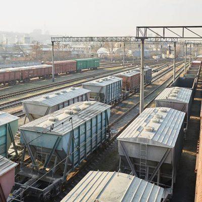 «Укрзализныця» перевезла более 22 млн тонн грузов в январе
