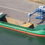 Экспорт зерна более чем на 12 тыс. тонн отстает от графика прошлого сезона