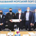 QTerminals планирует увеличить перевалку в порту «Ольвия» до 8 млн тонн