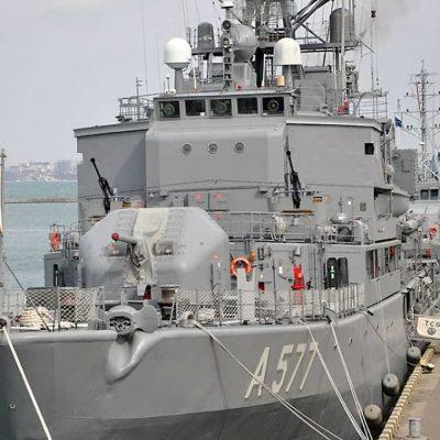 Одесский порт принял корабли противоминной группы НАТО