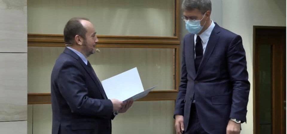 Гостаможня выдала первый сертификат Авторизованного экономического оператора