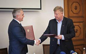 Концессионер порта «Ольвия» инвестирует в инфраструктуру Николаева 80 млн грн