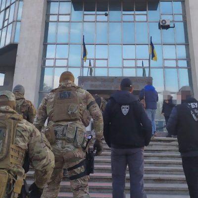 СБУ заявила о раскрытой «схеме» на 2 млрд грн с судами УДП