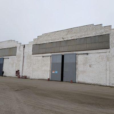 ФГИ сдаст склад в Ренийском порту в аренду
