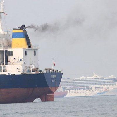 Выбросы углекислого газа в мировом судоходстве снизились на 1% в 2020 году