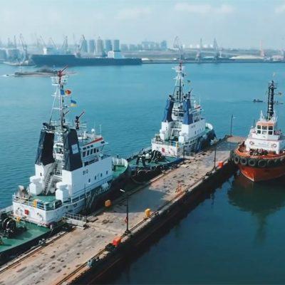 BLAST начал эксплуатацию собственного причала в порту Черноморск