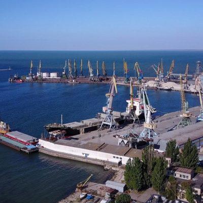 МИУ намерено объявить концессионный конкурс в Бердянском порту во втором квартале 2022 года