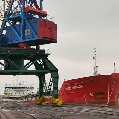 Судооборот порта Измаил увеличился на четверть в 2020 году