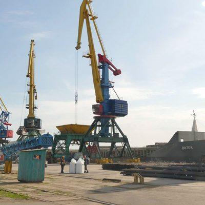 Порт Измаил сократил грузооборот на 13% в январе-феврале