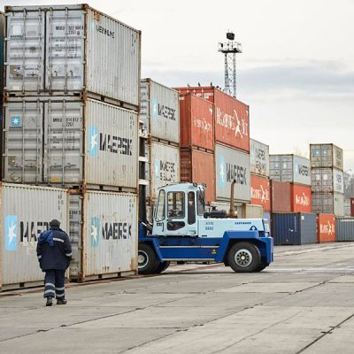 Требование капитанов портов о предоставлении дополнительных деклараций на контейнеры не обосновано — Морская администрация