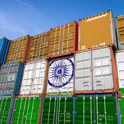 Индия планирует наладить производство морских контейнеров